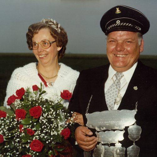 1980 – Heinz Kortendiek und Änne Kortendiek