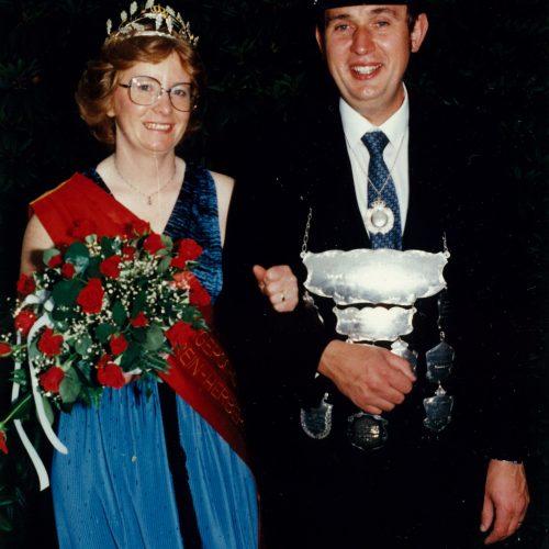 1981 – Theo Heitmann und Elisabeth Heitmann