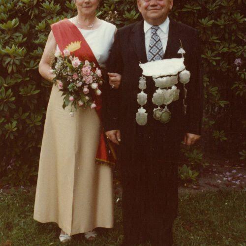 1982 – Alfred Kontny und Bernhardine Kontny