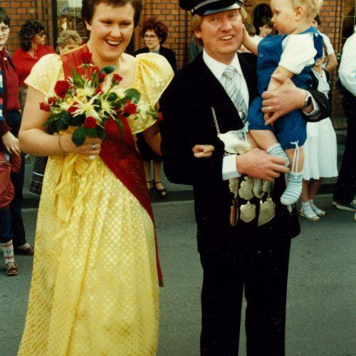 1983 – Bernhard Deitermann und Marita Deitermann