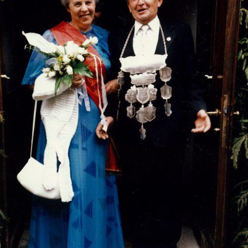 1984 – Willi Berg und Else Berg