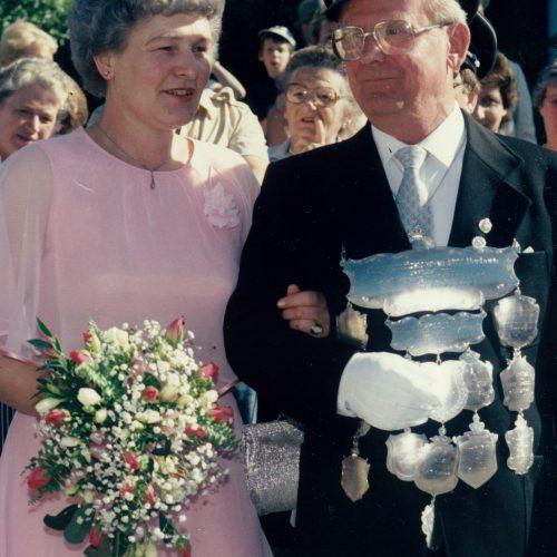 1985 – Friederich Eling und Mathilde Eling