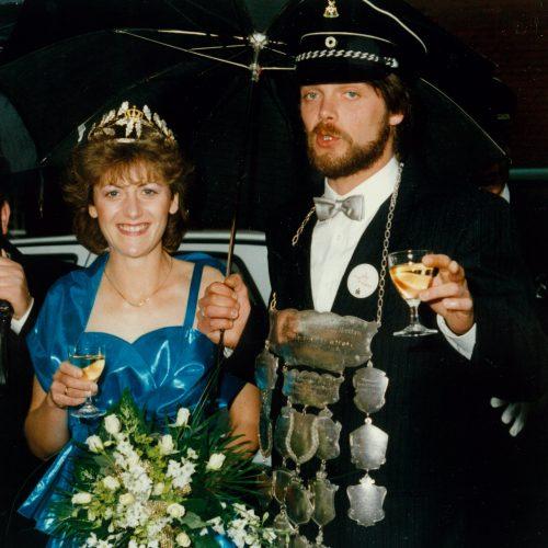 1987 – Robert Temmann und Birgit Temmann