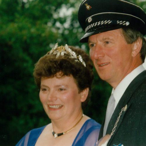 1989 – Werner Langenberg und Gerda Langenberg