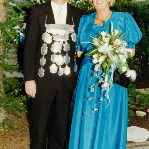 1990 – Heribert Bäcker und Rita Bäcker