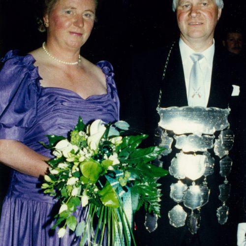 1991 – Walter Eckholt und Elfriede Eckholt