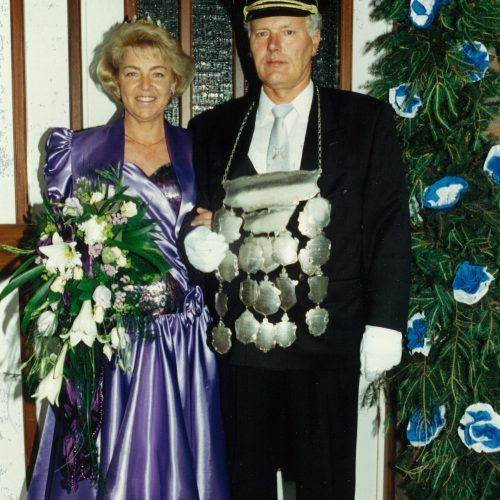 1993 – Theo Schäper und Birgitte Schäper