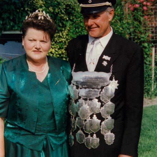 1996 – Egon und Hildegard Pettentrup