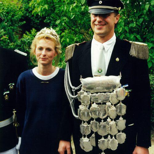 1997 – Bernhard Grund und Petra Grund