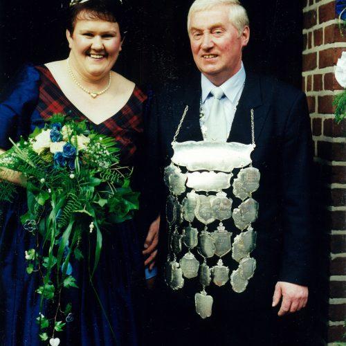 1998 – Bernhard Deitermann und Marita Deitermann