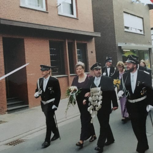 2001 – Uwe Finke und Marion Finke