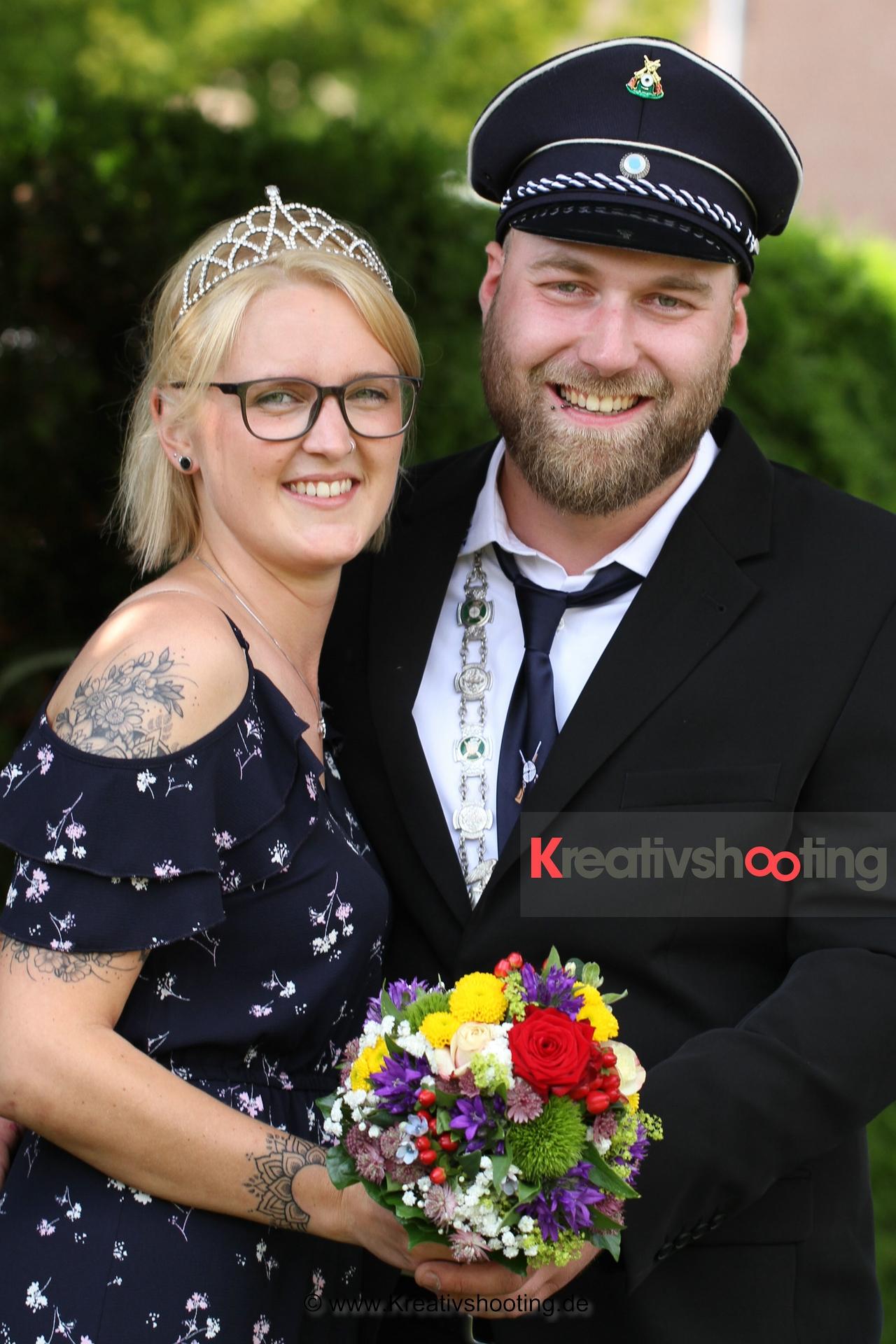 Anna Walter und Tim Röwekamp