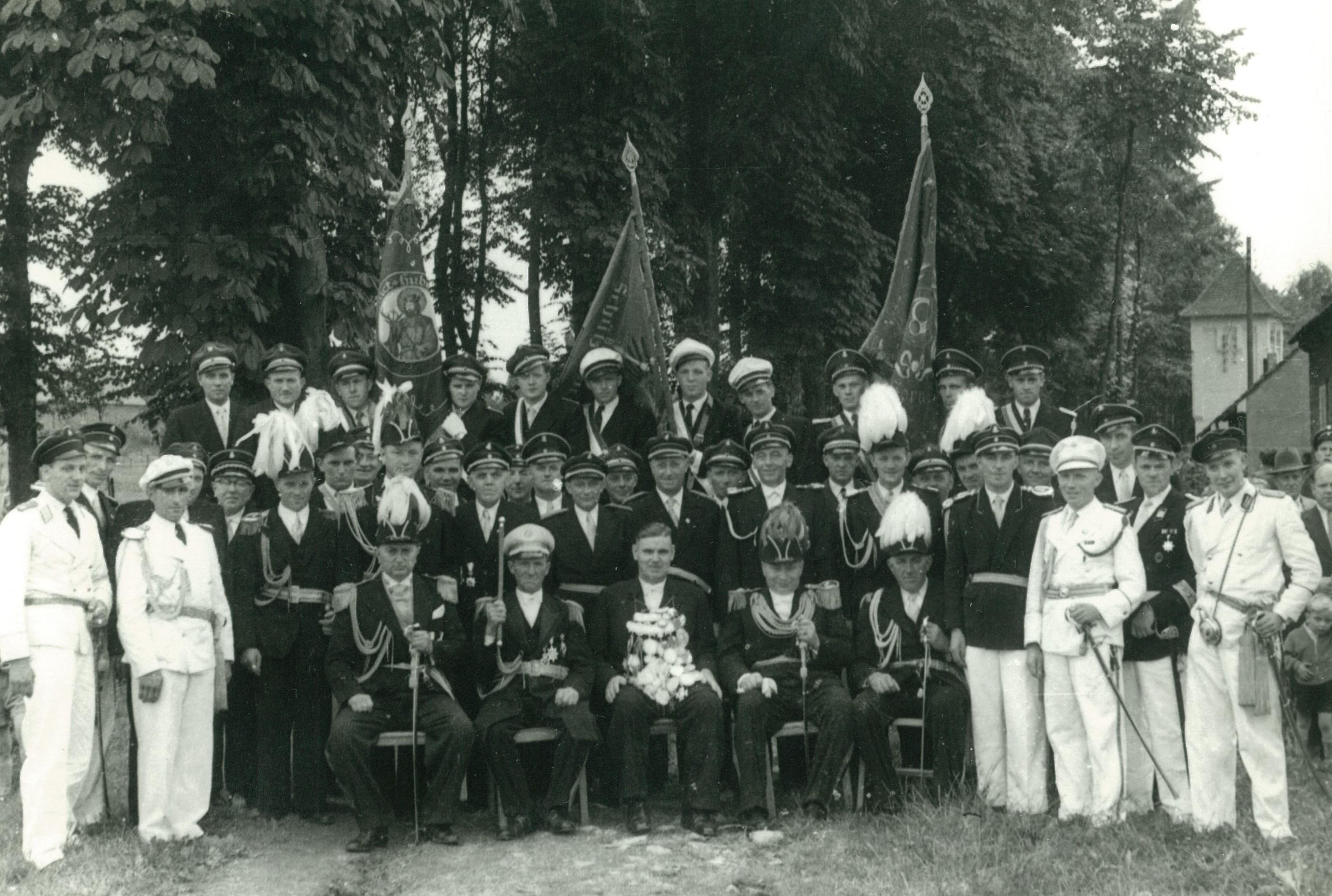 Schützenverein Horn feiert Jubiläum